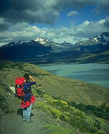 southernmost part of Chile = Patagonia